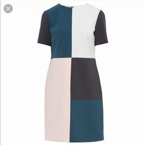 Ted Baker Colour By Numbers shift dress